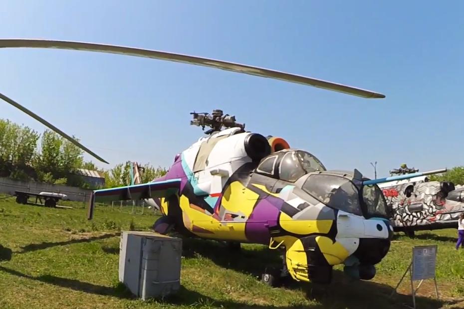 Екскурсія в Музей Авіації у Києві