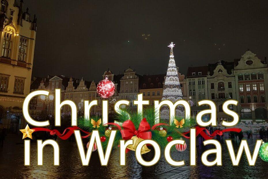 До Вроцлава на Різдво