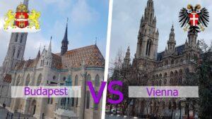 Будапешт та Відень на Новий Рік