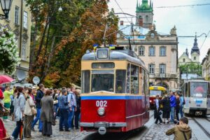 Львівський трамвай: цікаві факти